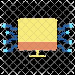 Intelligence Display Icon