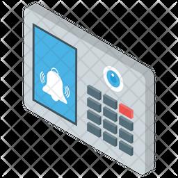 Intercom Bell Icon