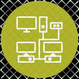 Internal, Link, Internal-link, Hyperlink-social Icon
