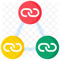 Internal Linking Icon