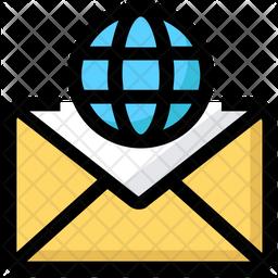 International Mail Icon