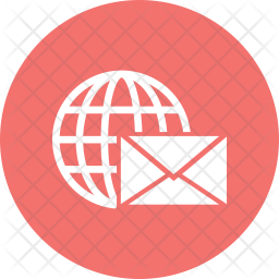 International mail Icon