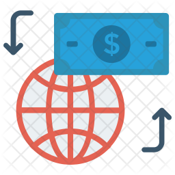International payment Icon