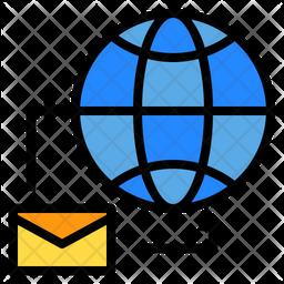 International Post Icon