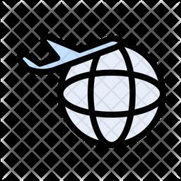 International Tour Icon