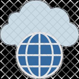 Internet Flat Icon