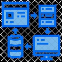 Internet Connection Dualtone Icon