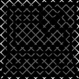 Internet Connection Logo Icon