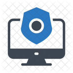 Internet Security Flat Icon
