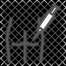 Intramuscular Icon