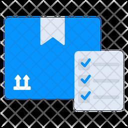 Inventory Flat Icon