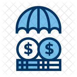 Investment Insurance Icon Of Colored Outline Style Available In Svg Png Eps Ai Icon Fonts