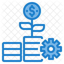 Investment Process Icon