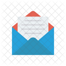 Invitation Flat Icon