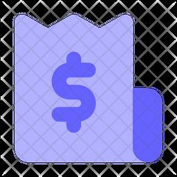 Invoice Flat Icon