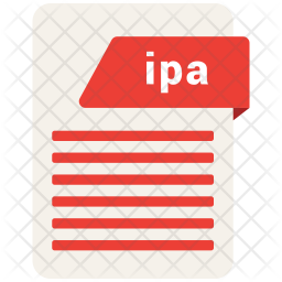 Ipa file Icon