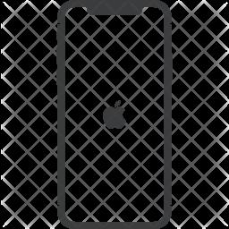 Iphone x Glyph Icon