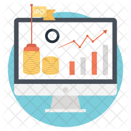 IPO Concept Icon