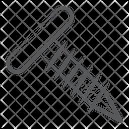 Iron Nail Icon