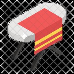 Iron Stand Icon