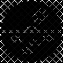 Irritants Glyph Icon