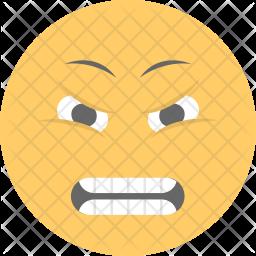 Irritated Icon