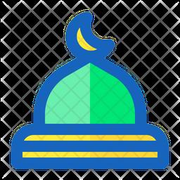 Islam mosque Icon