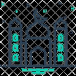 Islamic Line Icon