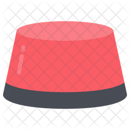 Islamic Cap Icon