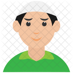 Islamic man Icon