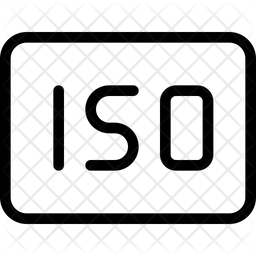 Iso Line Icon