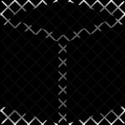 Isometric cube Icon