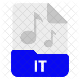 It file Flat Icon