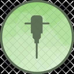Jack Flat Icon