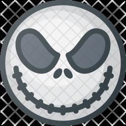 Jack mask Icon