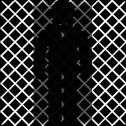 Jacket Glyph Icon