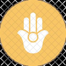 Jain Flat Icon
