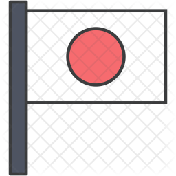 Japan Icon Of Colored Outline Style Available In Svg Png Eps Ai Icon Fonts