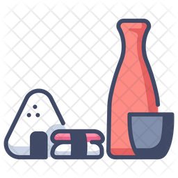 Japanese Food Icon Of Colored Outline Style Available In Svg Png Eps Ai Icon Fonts