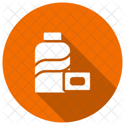 Jar Glyph Icon