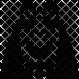 Jar binks Glyph Icon