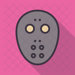 Jason Colored Outline Icon