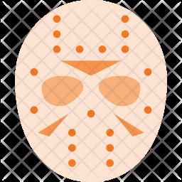 Jason mask Icon