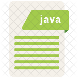 Java file Icon