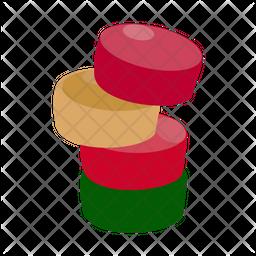 Jawbreaker Candies Icon