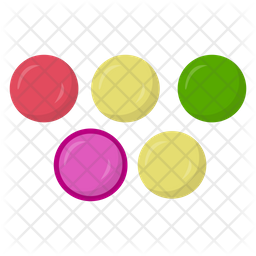 Jawbreaker Candies Icon