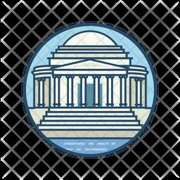 Jefferson Memorial Icon