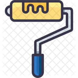 Job Colored Outline Icon
