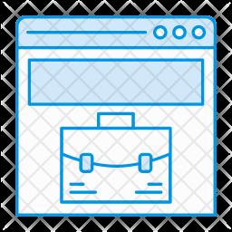 Job portal Icon