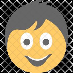 Jolly Face Icon